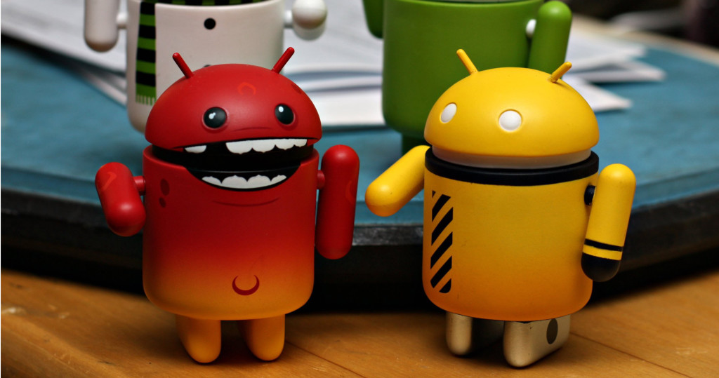 android-figurines