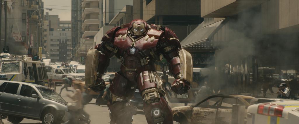 Marvel's Avengers: Age Of Ultron..Hulkbuster Iron Man armor (Robert Downey Jr.)..Ph: Film Frame..?Marvel 2015
