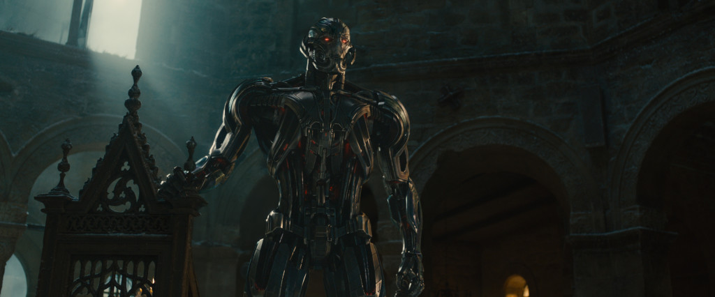 Marvel's Avengers: Age Of Ultron..Ultron..Ph: Film Frame..©Marvel 2015