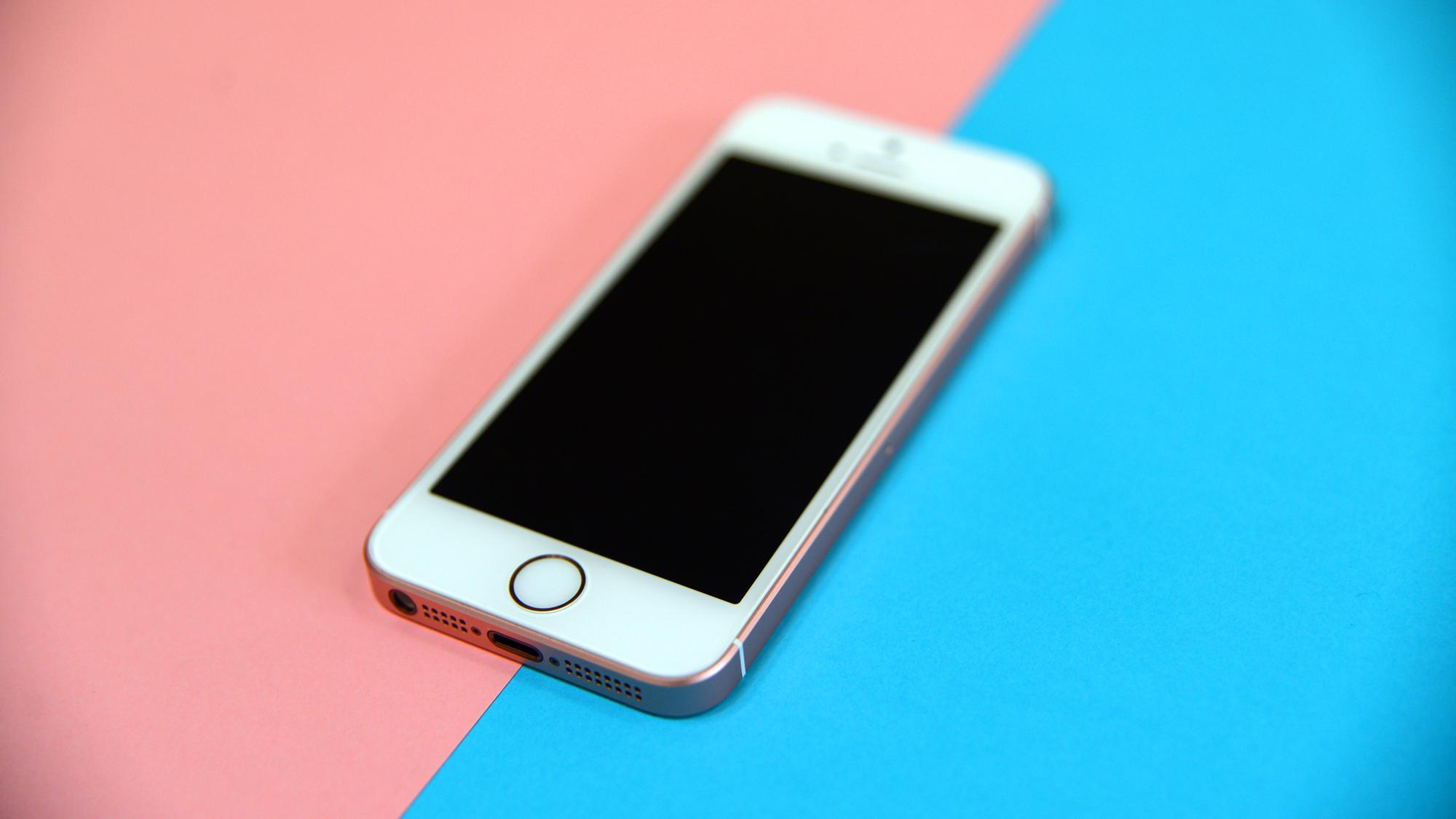Iphone S Avec Empreinte Digitale