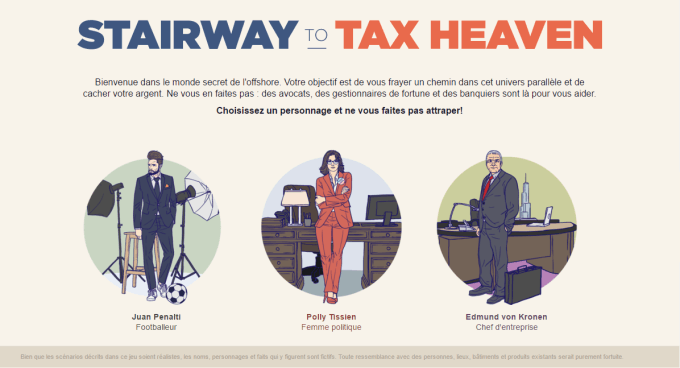 Stairway to Tax Heaven · ICIJ