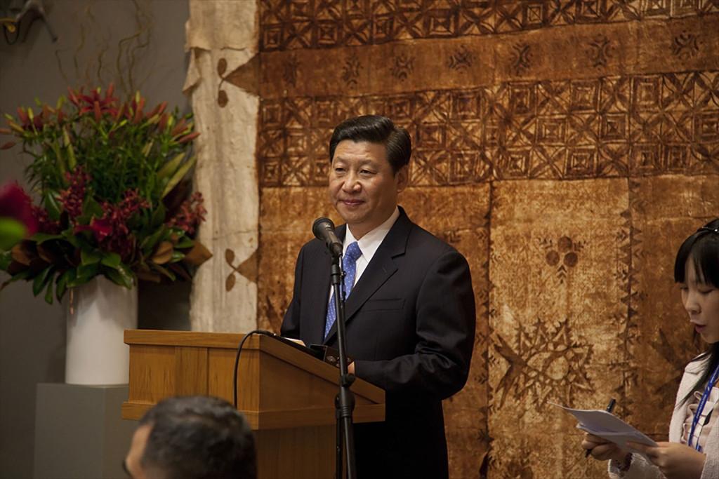 Xi Jinping illustration