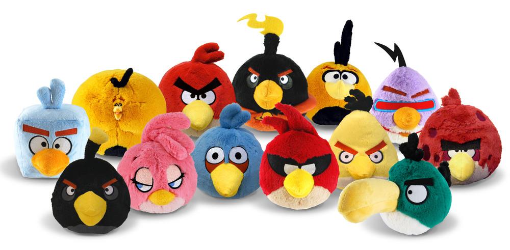 Angry Birds Toys : Surprise le film angry birds était la meilleure idée