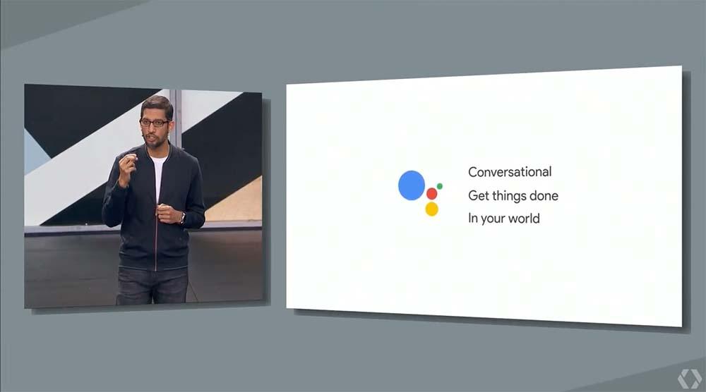 Conversational Google