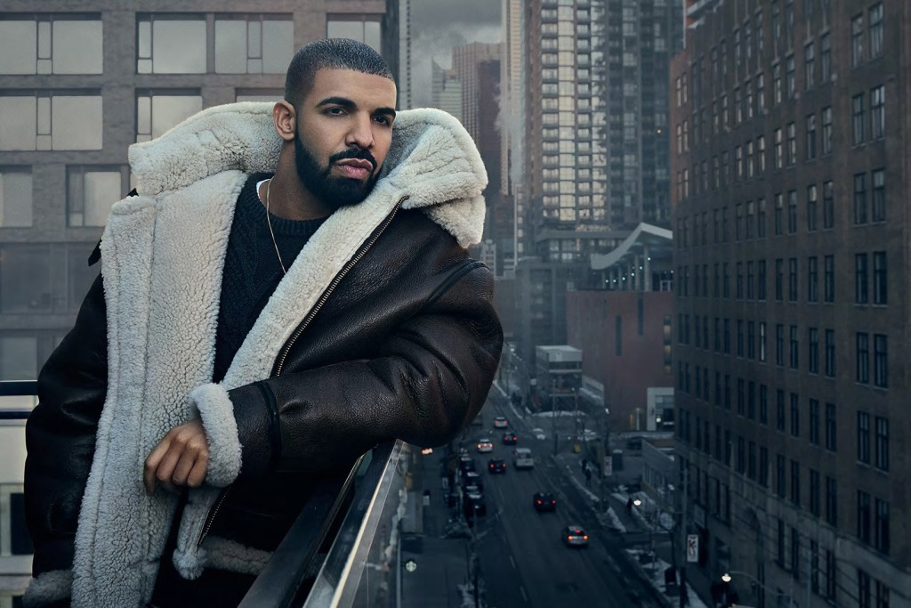 Drake, dont Views était une exclusivité Apple