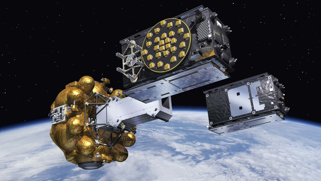 Esa Galileo