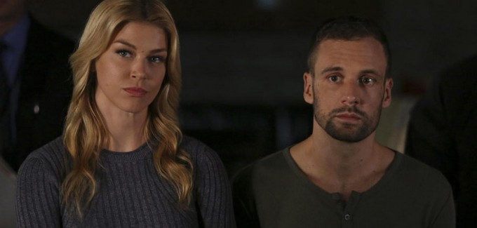 Adrianne Palicki, Nick Blood/ABC