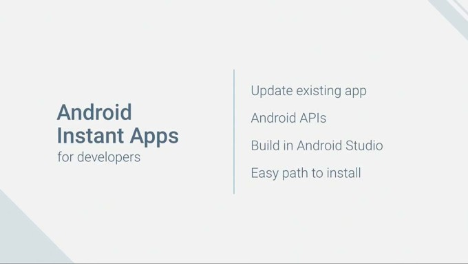 Instant Apps 2