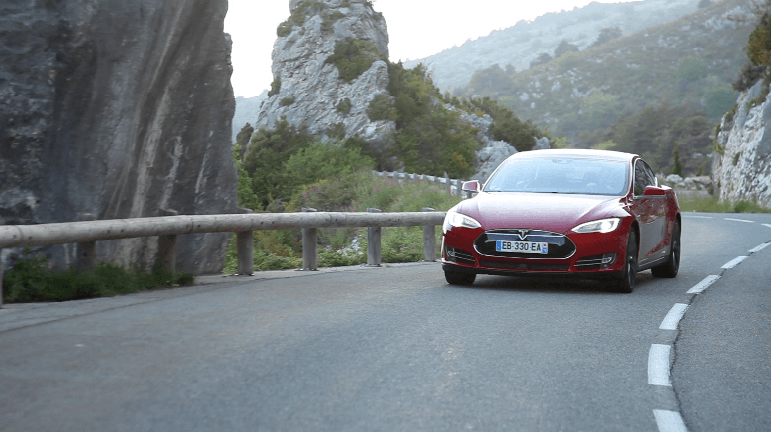 Test de la Tesla Model S : bienvenue dans le futur de l'automobile