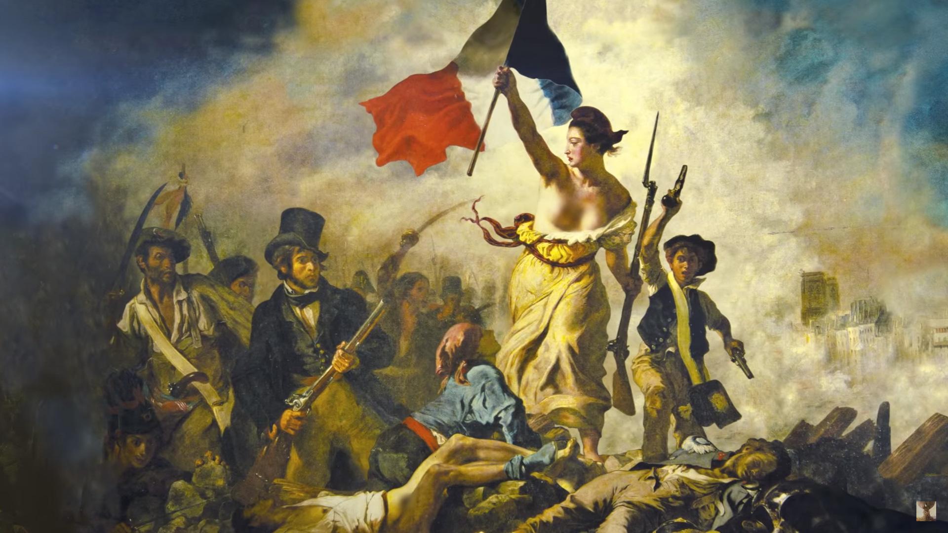 Civilization VI : cachez ce téton de la Liberté que les Américains ne sauraient voir - Pop ...