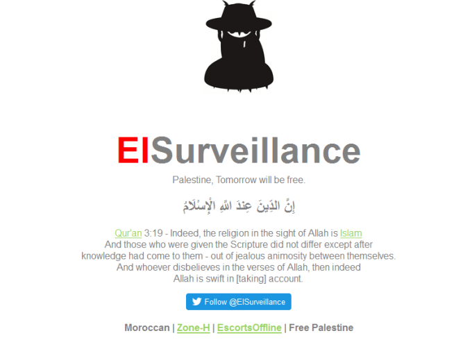 Hacker ElSurveillance