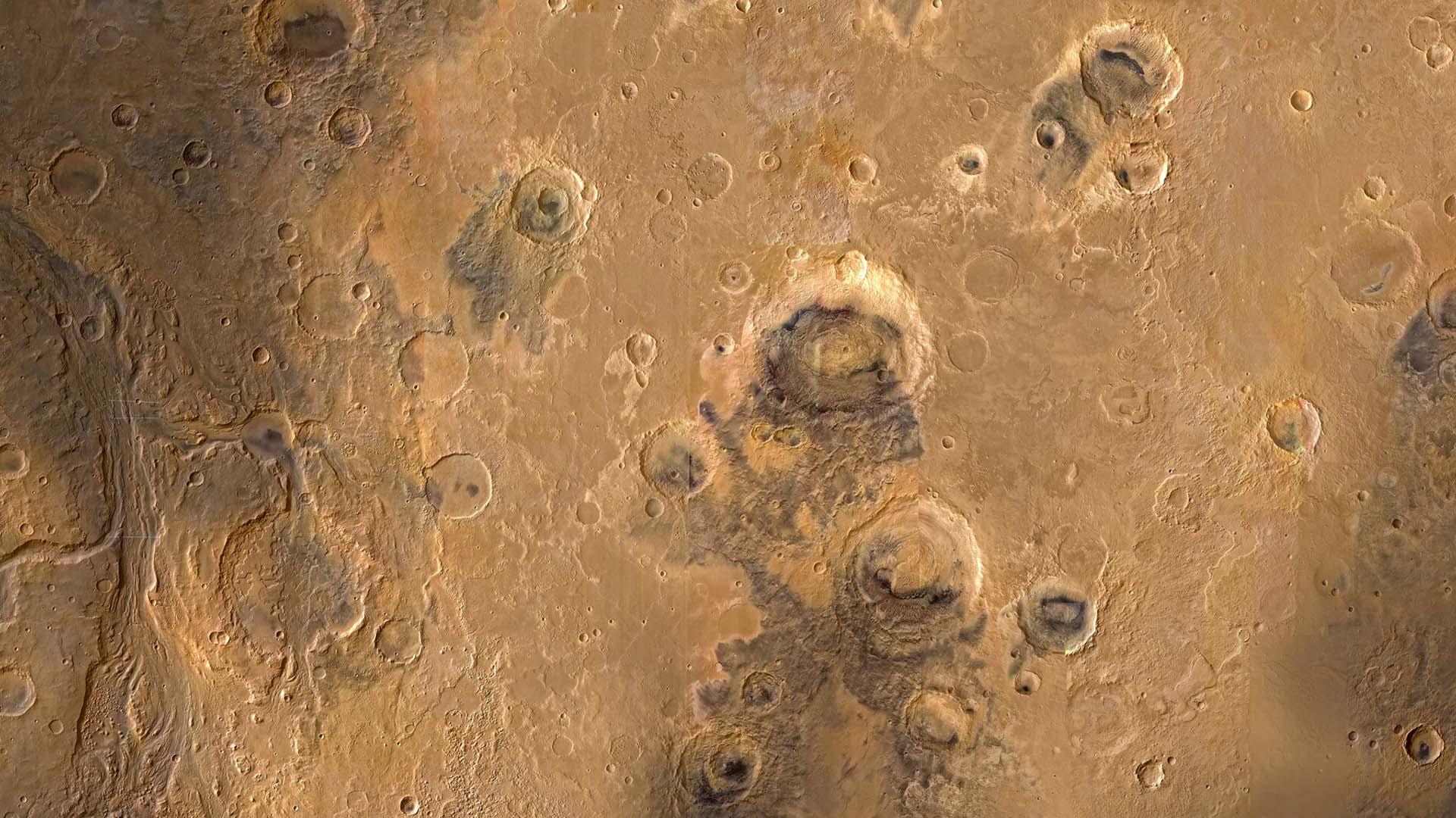 Bientôt un hélicoptère sur Mars !