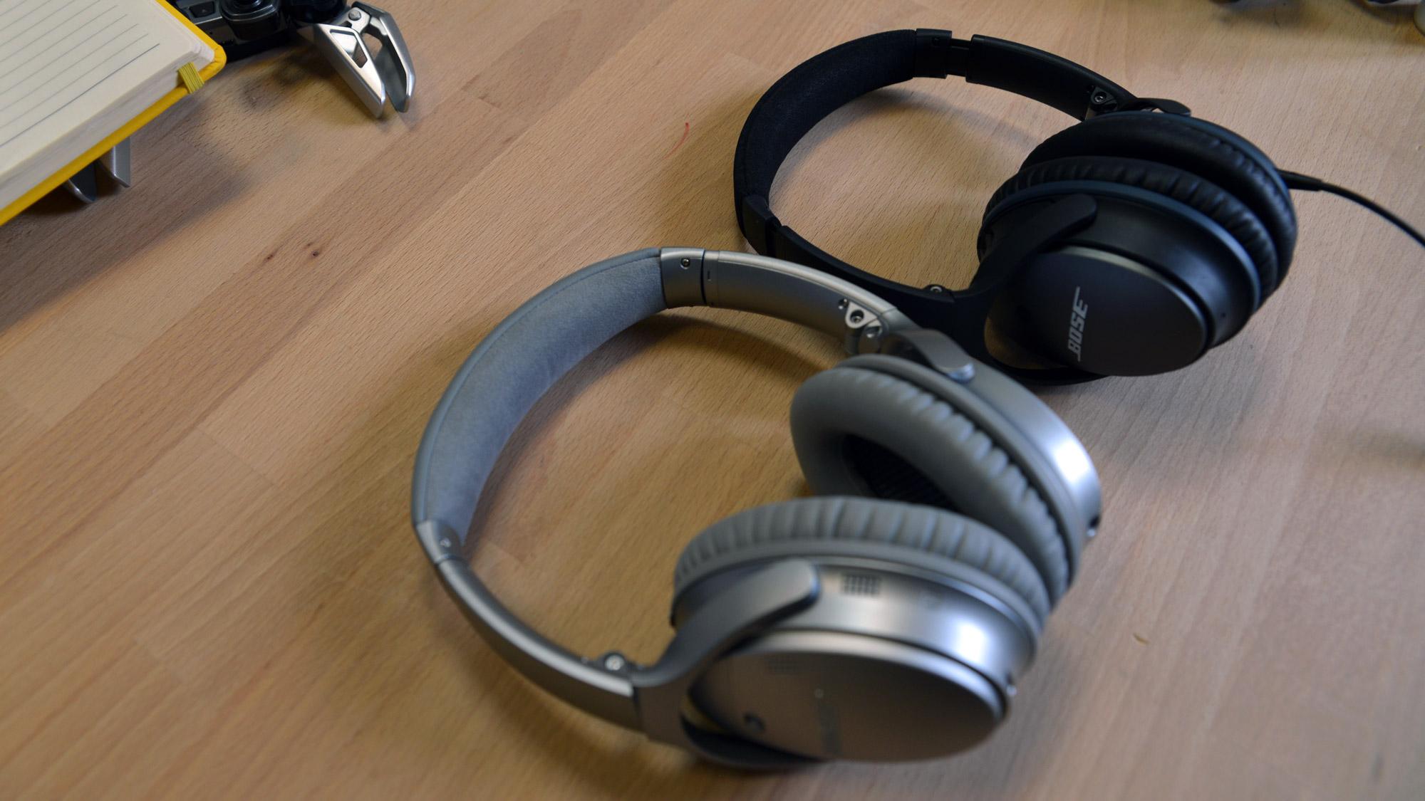 test du casque bose qc 35 la r duction de bruit au. Black Bedroom Furniture Sets. Home Design Ideas