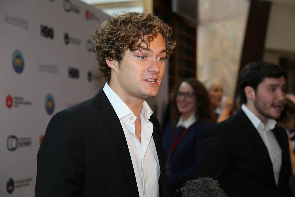 L'acteur Finn Jones Northern Ireland Executive