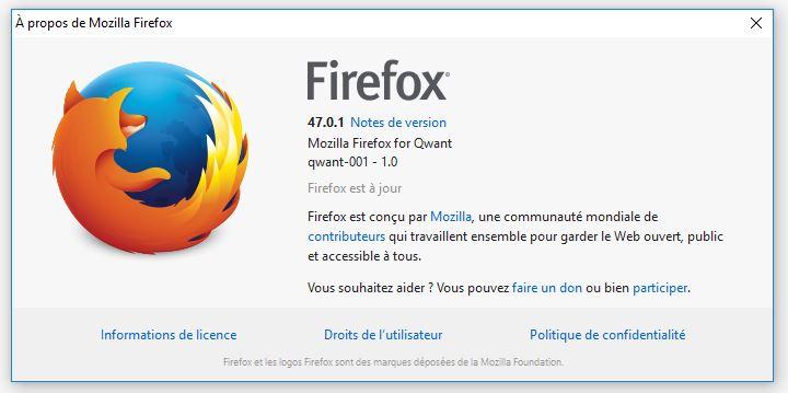 Qwant Et Mozilla S Allient Pour Proposer Un Firefox Sans