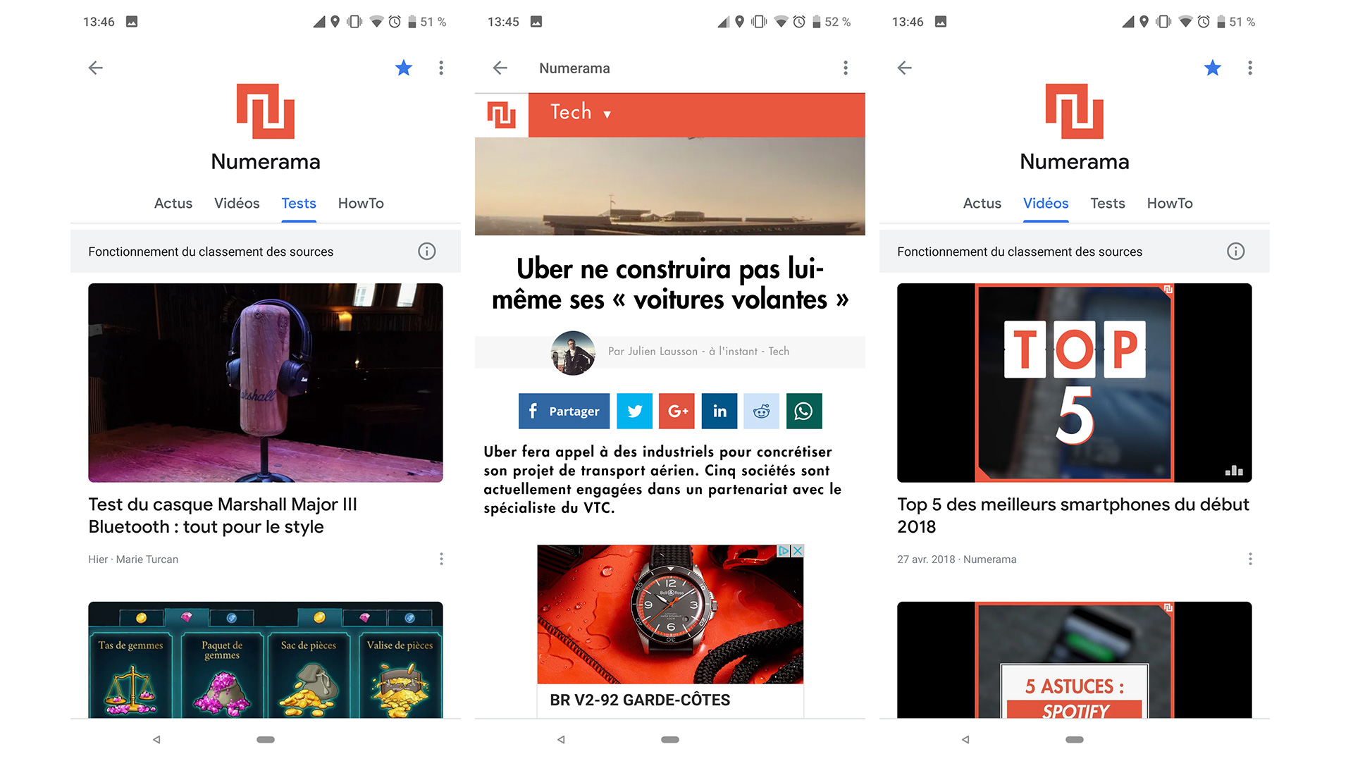 Comment Installer Le Nouveau Google News Sur Android Des Maintenant