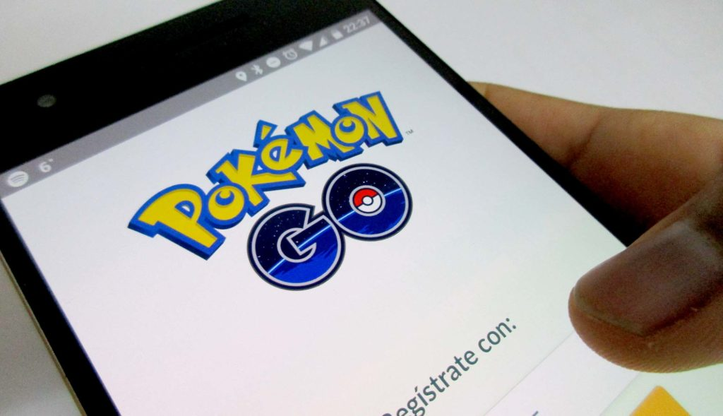 Где установить pokemon go