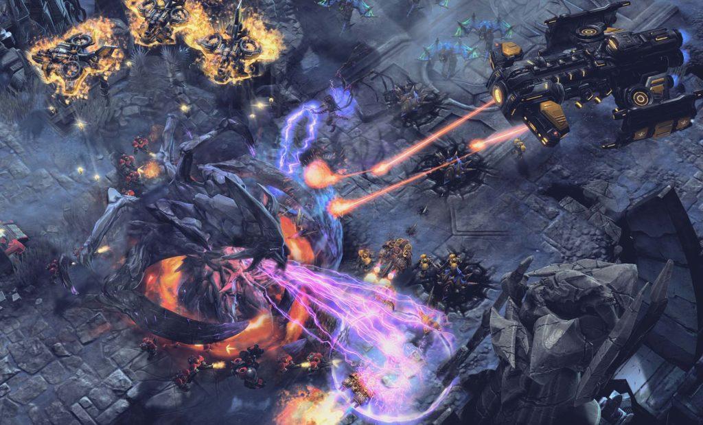 StarCraft 2 Coop