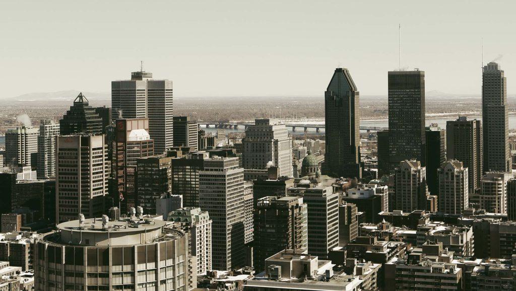 Ville Québec Montréal