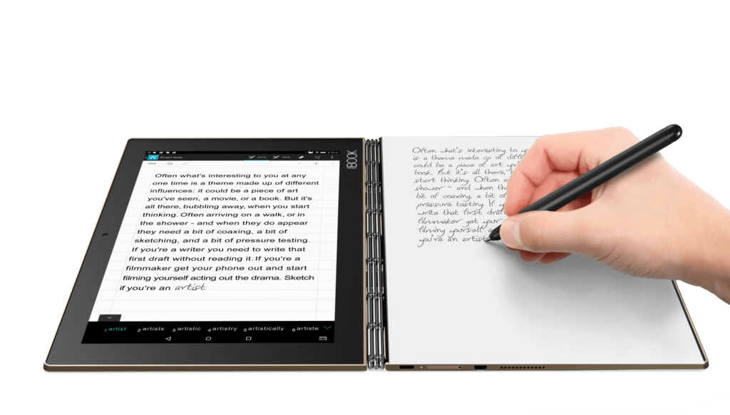 11_Yoga_Book_Handwriting_Digitized_Portrait_w_paper
