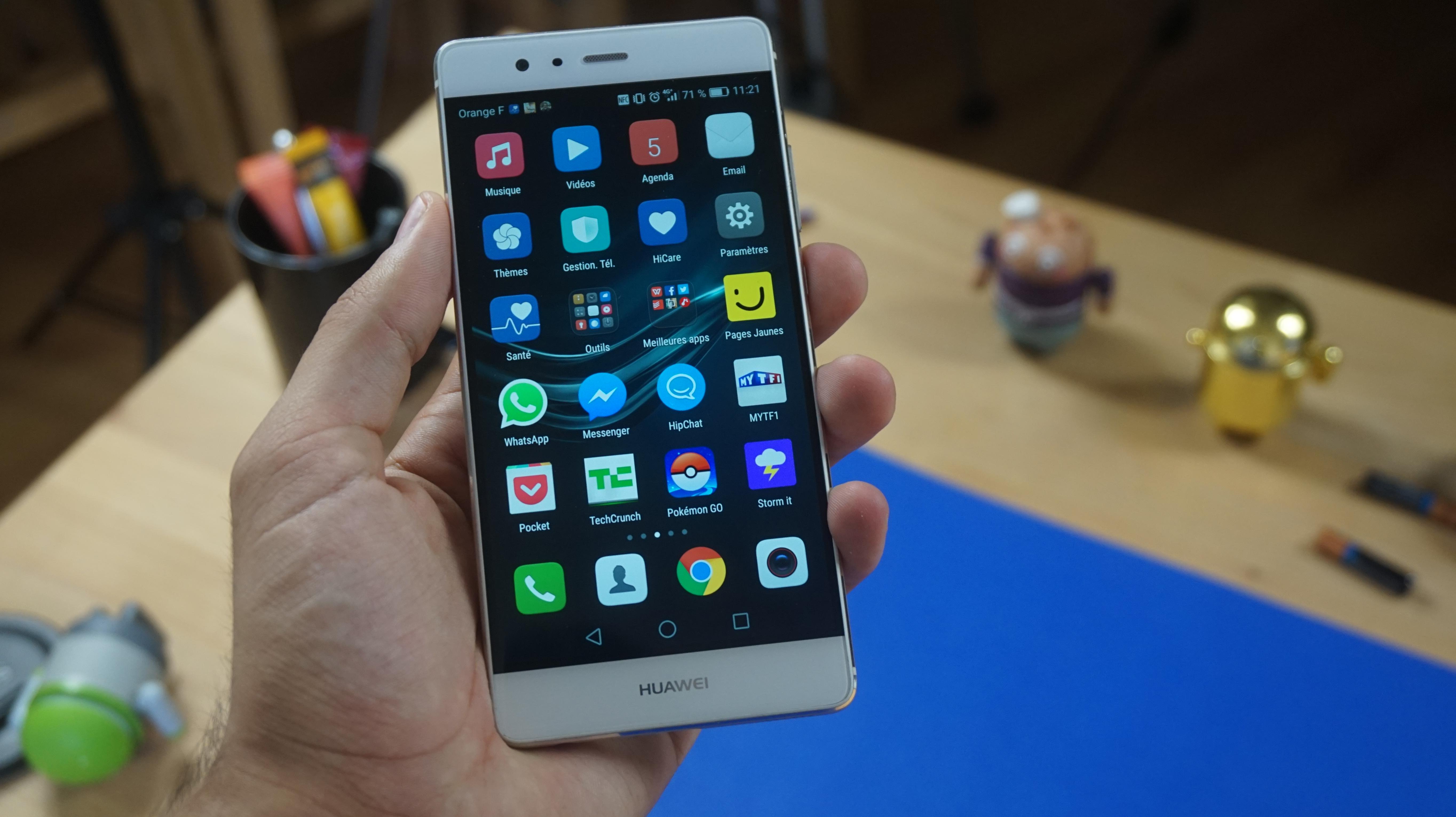 deux mois avec un huawei p9   notre test du smartphone haut de gamme - tech