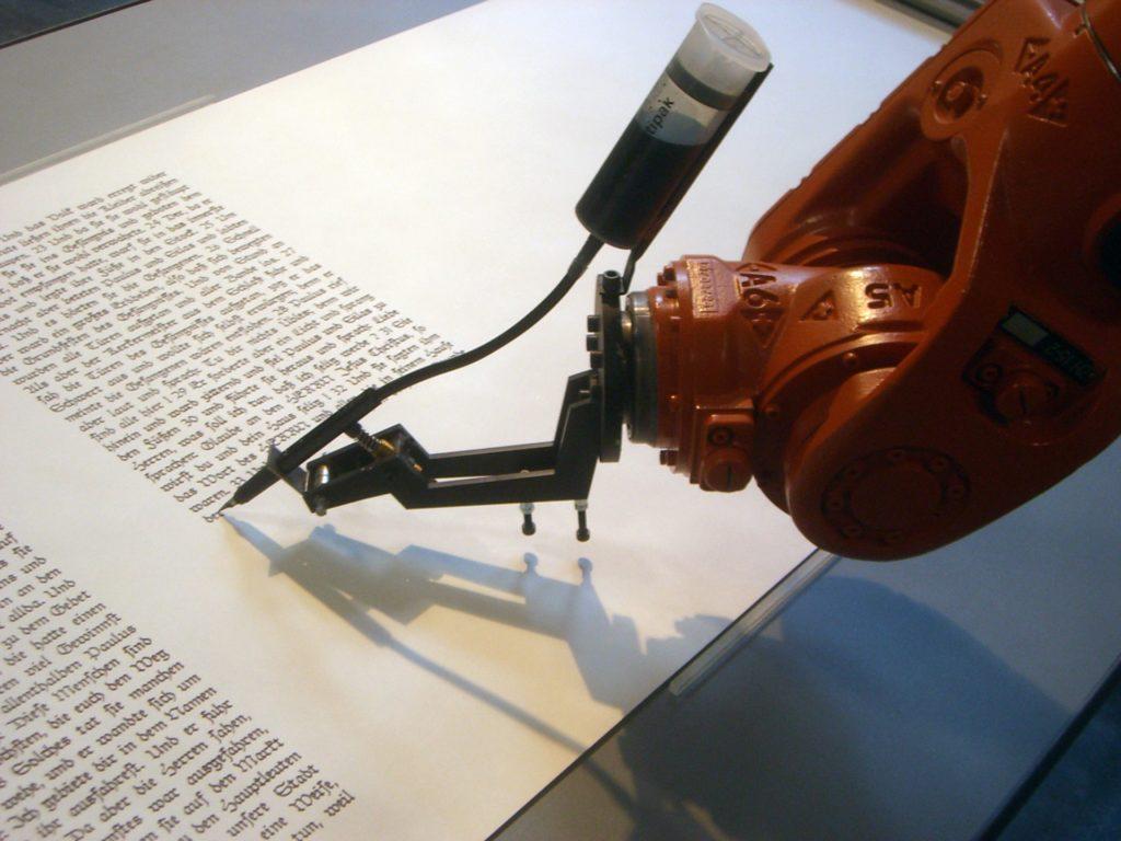 Robots Journaliste Presse