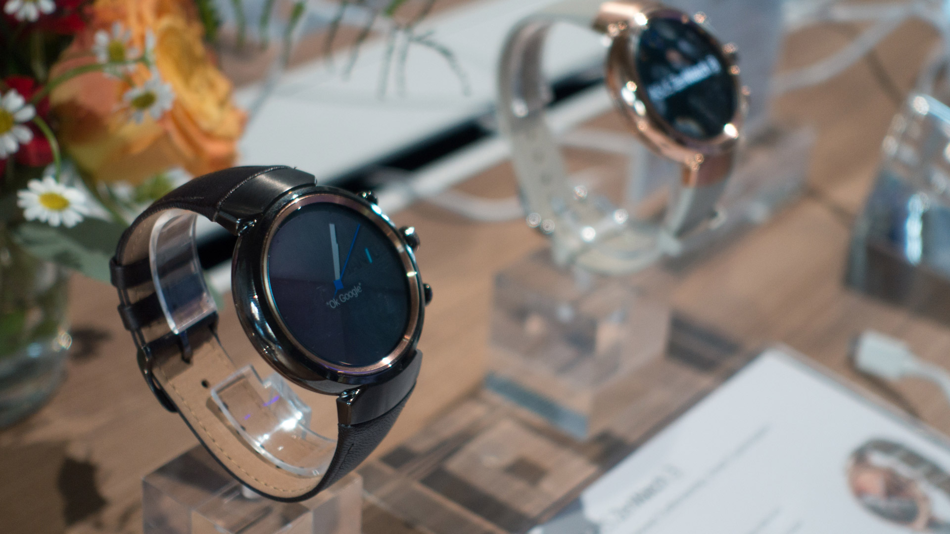 Connectée Lance Montre En Asus Numerama Tech Zenwatch France Sa 3 iukZPXO