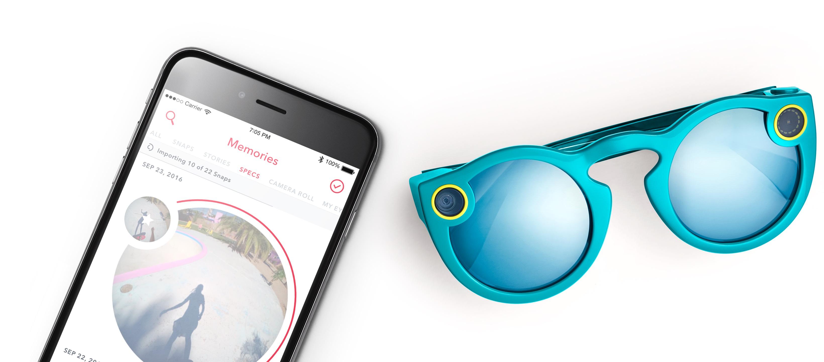 d1ff7986a30734 Tout savoir sur les Spectacles, les lunettes connectées de Snapchat - Tech  - Numerama