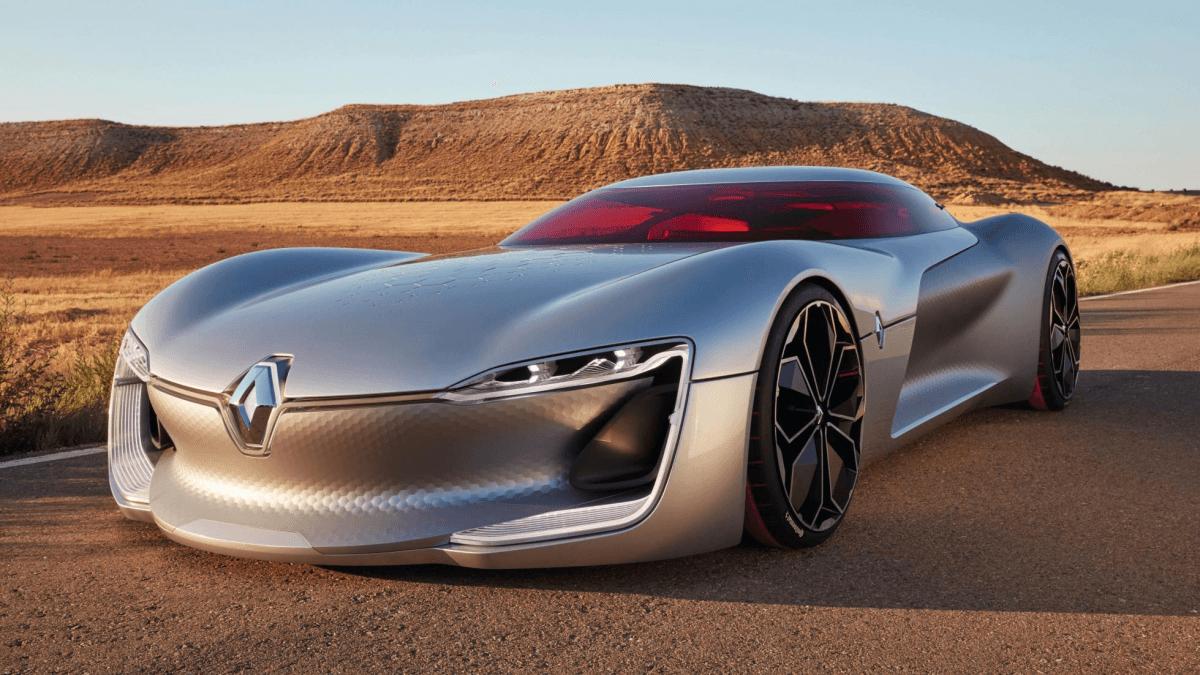 Renault Reve D Une Voiture De Luxe Electrique Et Autonome Tech