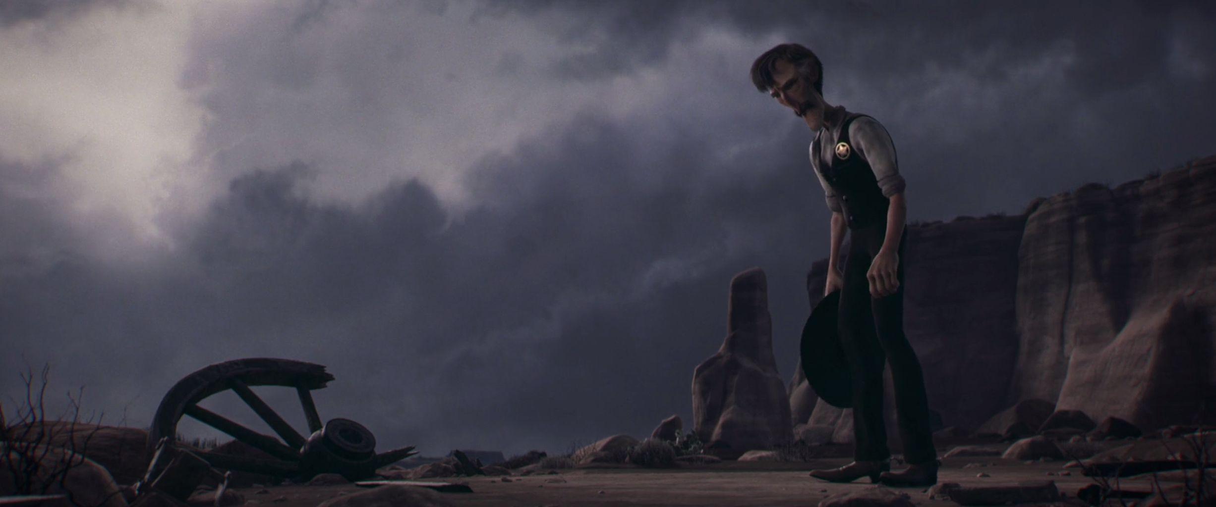 Deux artistes de Pixar réalisent un court-métrage aussi beau que sombre