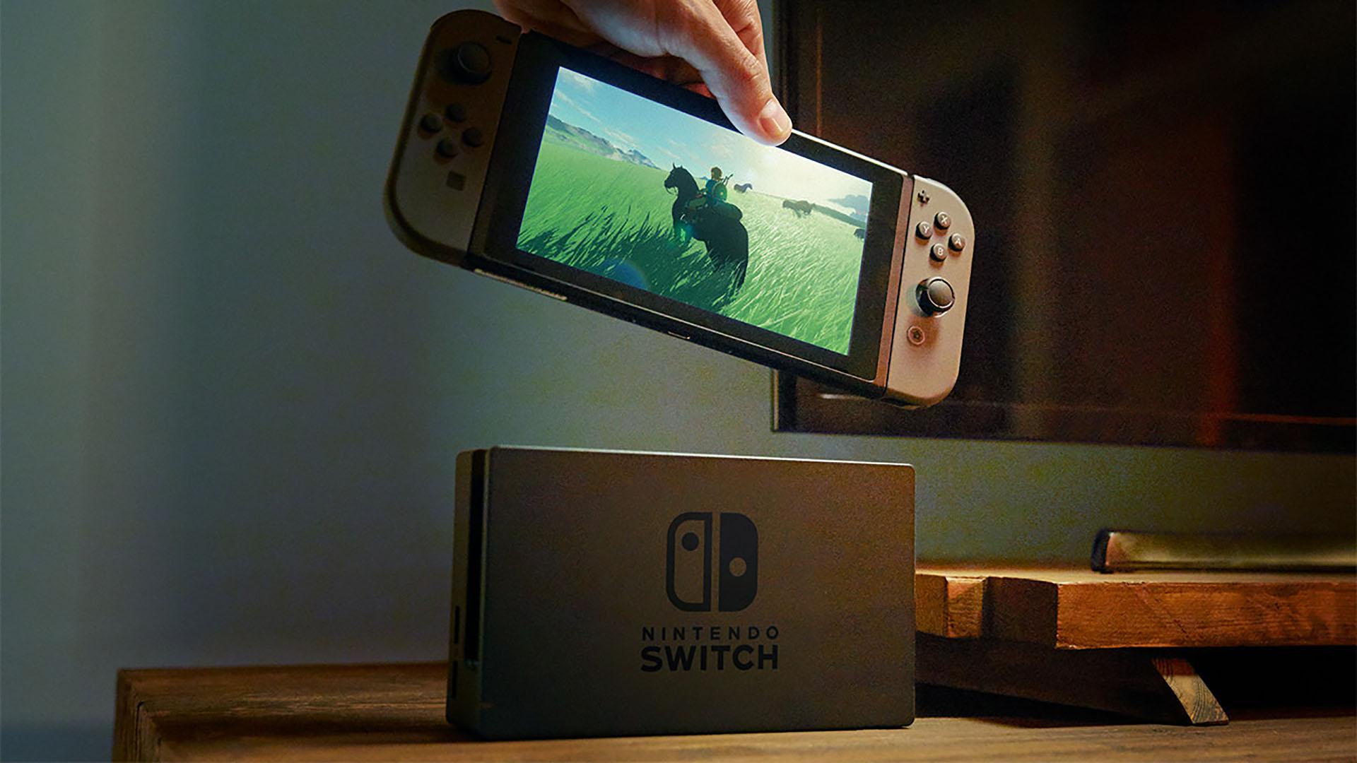 Un autre Zelda possible sur Switch