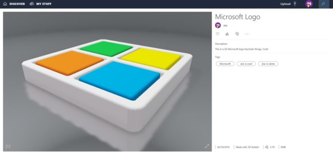 remix3d-microsoft-model