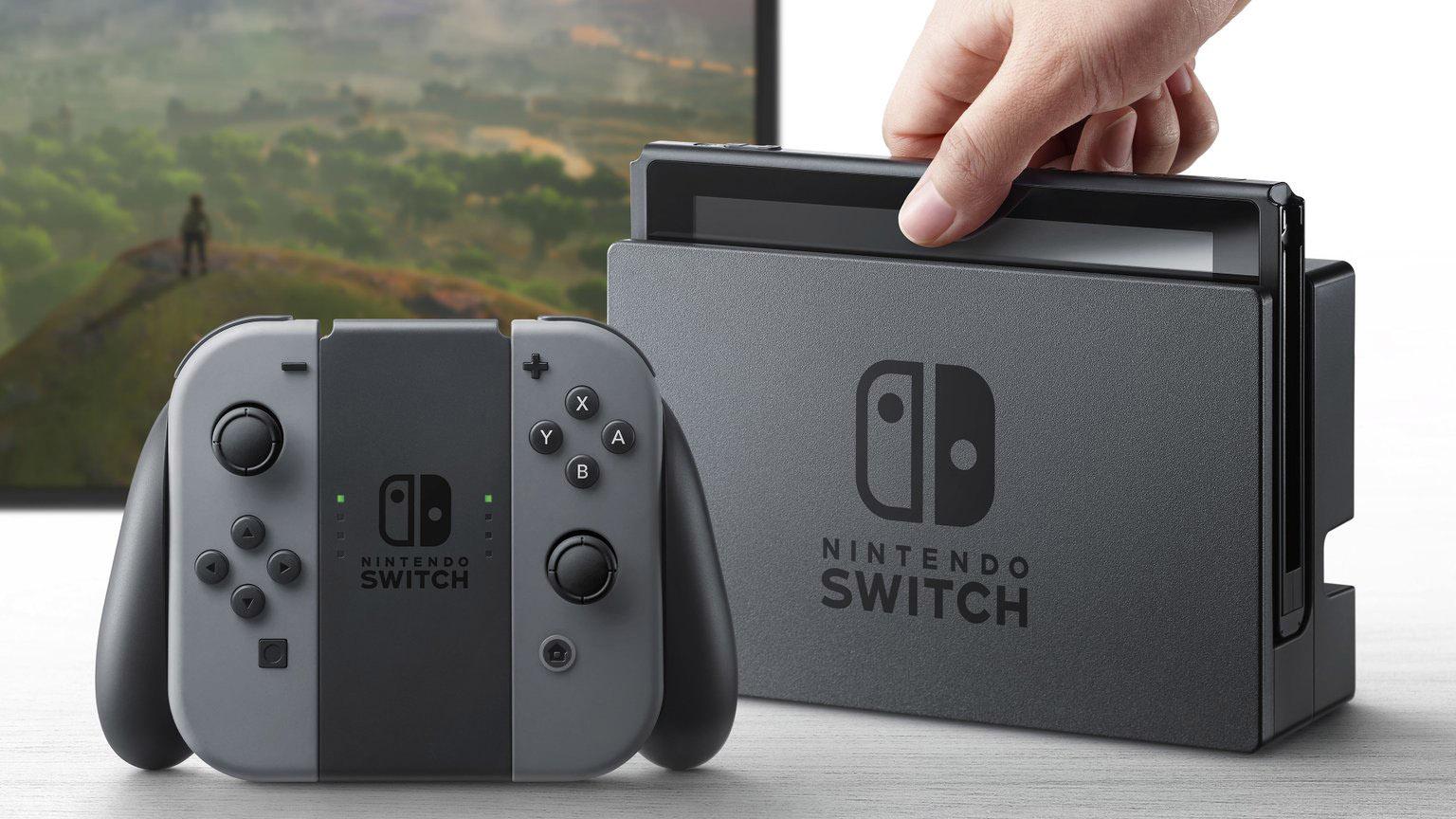 nintendo switch carte sd