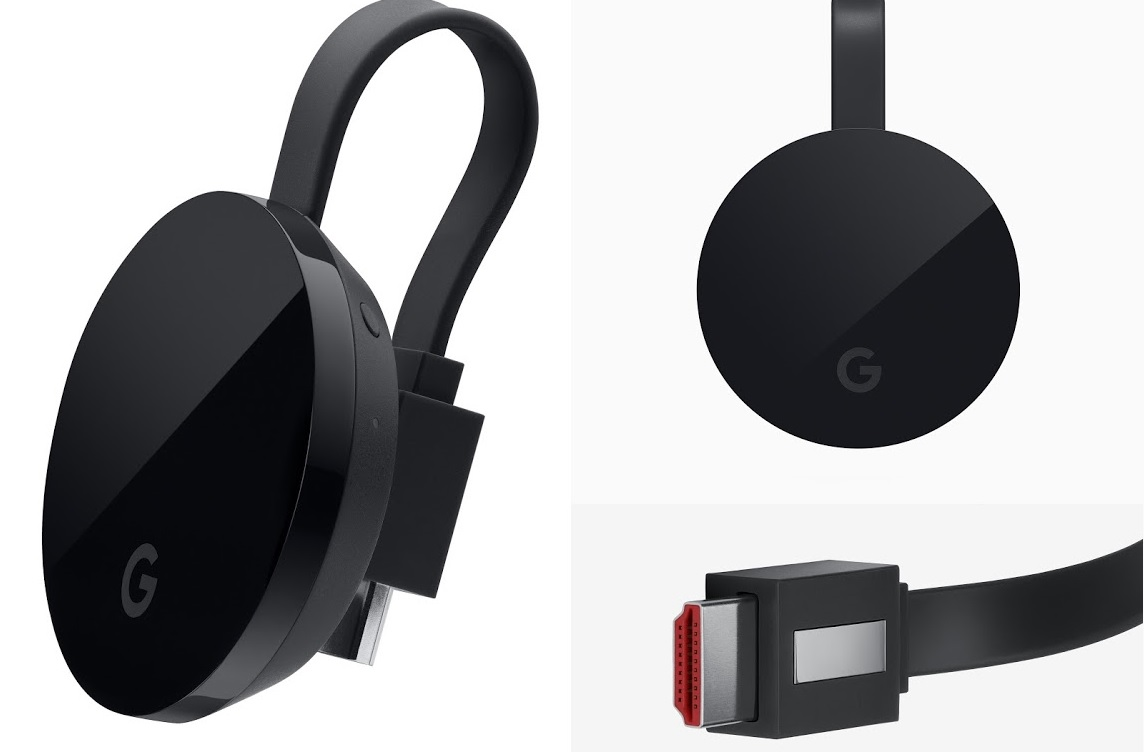 le chromecast ultra de google arrive en france tech numerama. Black Bedroom Furniture Sets. Home Design Ideas