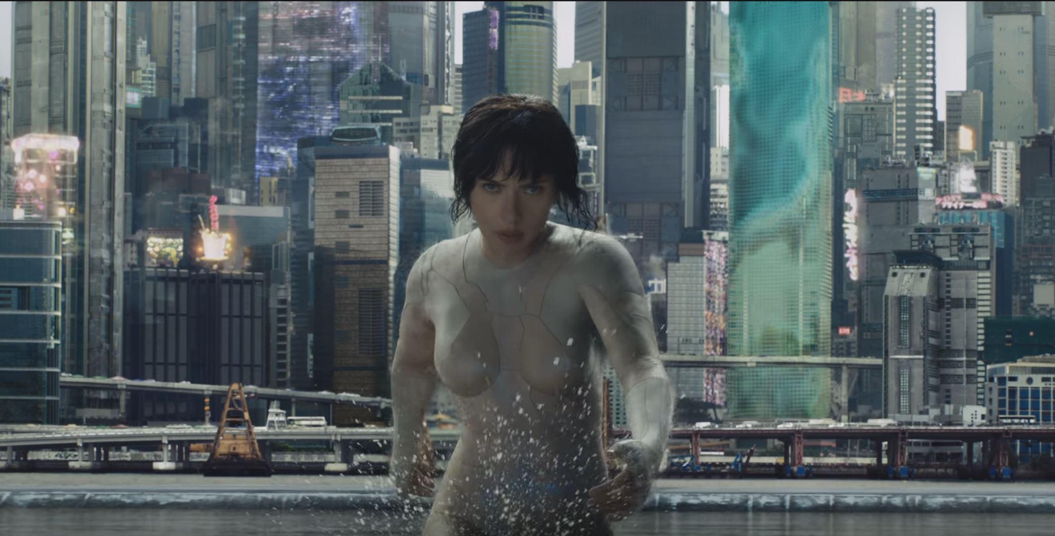 Une première bande-annonce envoûtante avec Scarlett Johansson