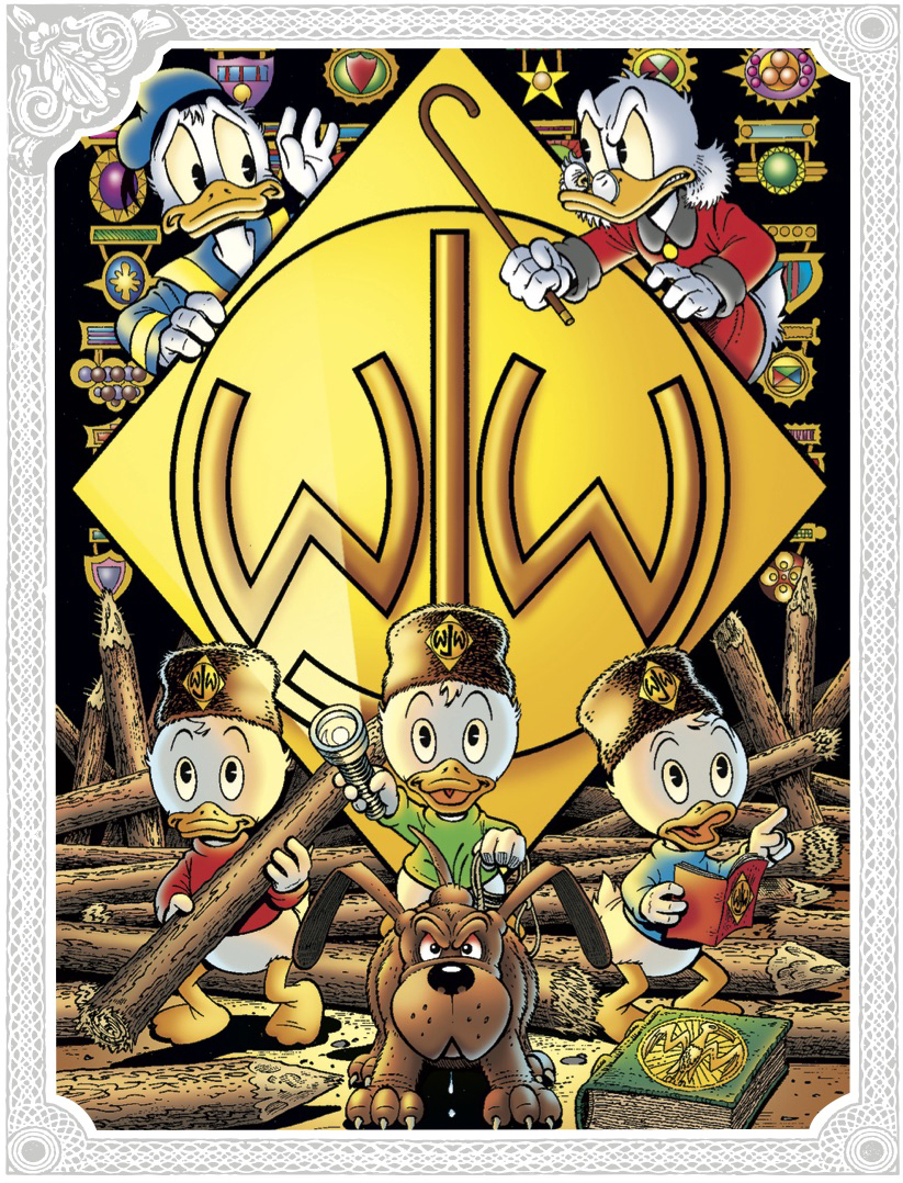 © Disney Enterprises, Inc. © Don Rosa © Éditions Glénat 2012-2016