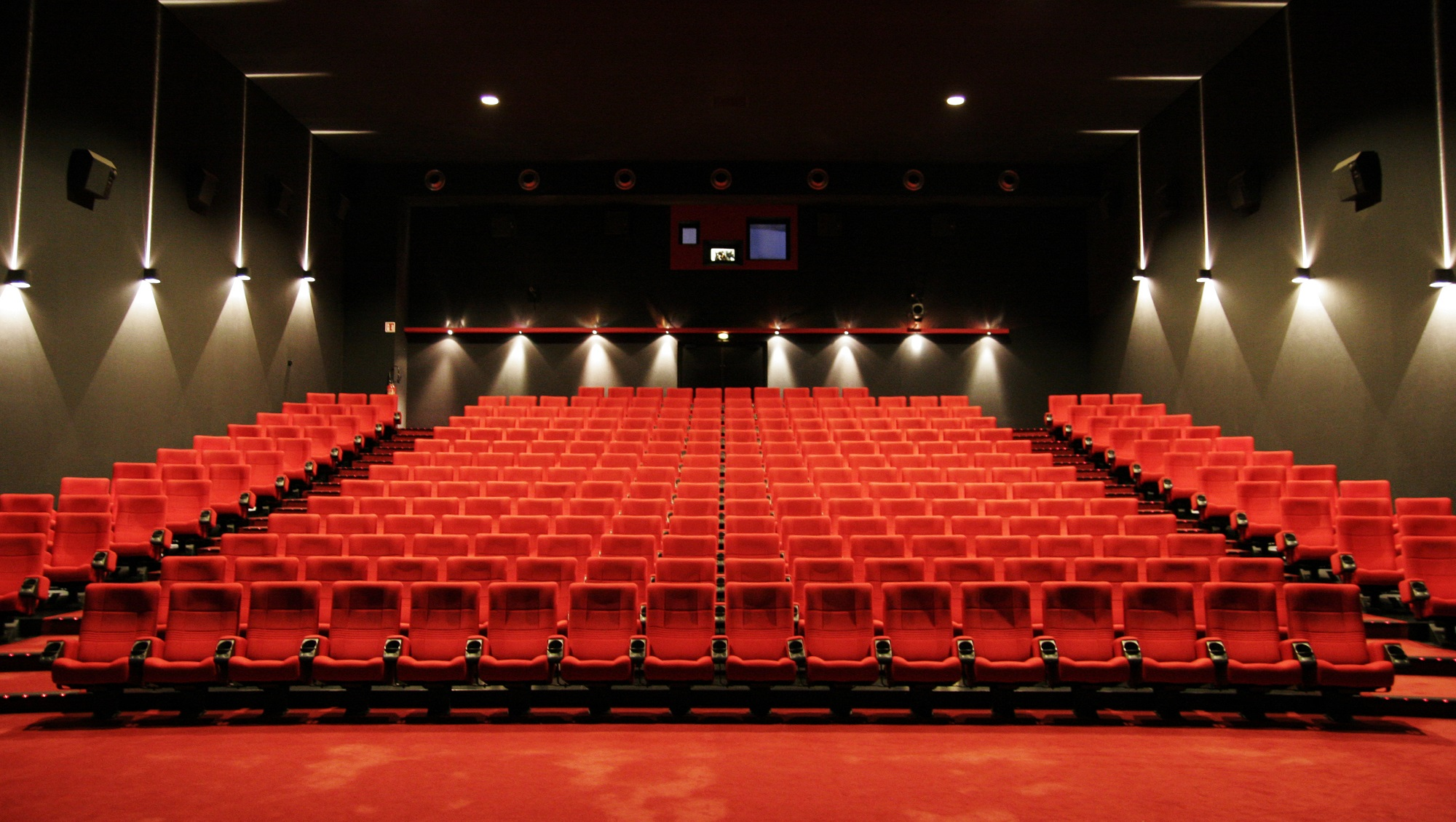 Il y a d sormais plus de salles de cin ma en chine qu 39 aux tats unis bu - Construire sa salle de cinema ...