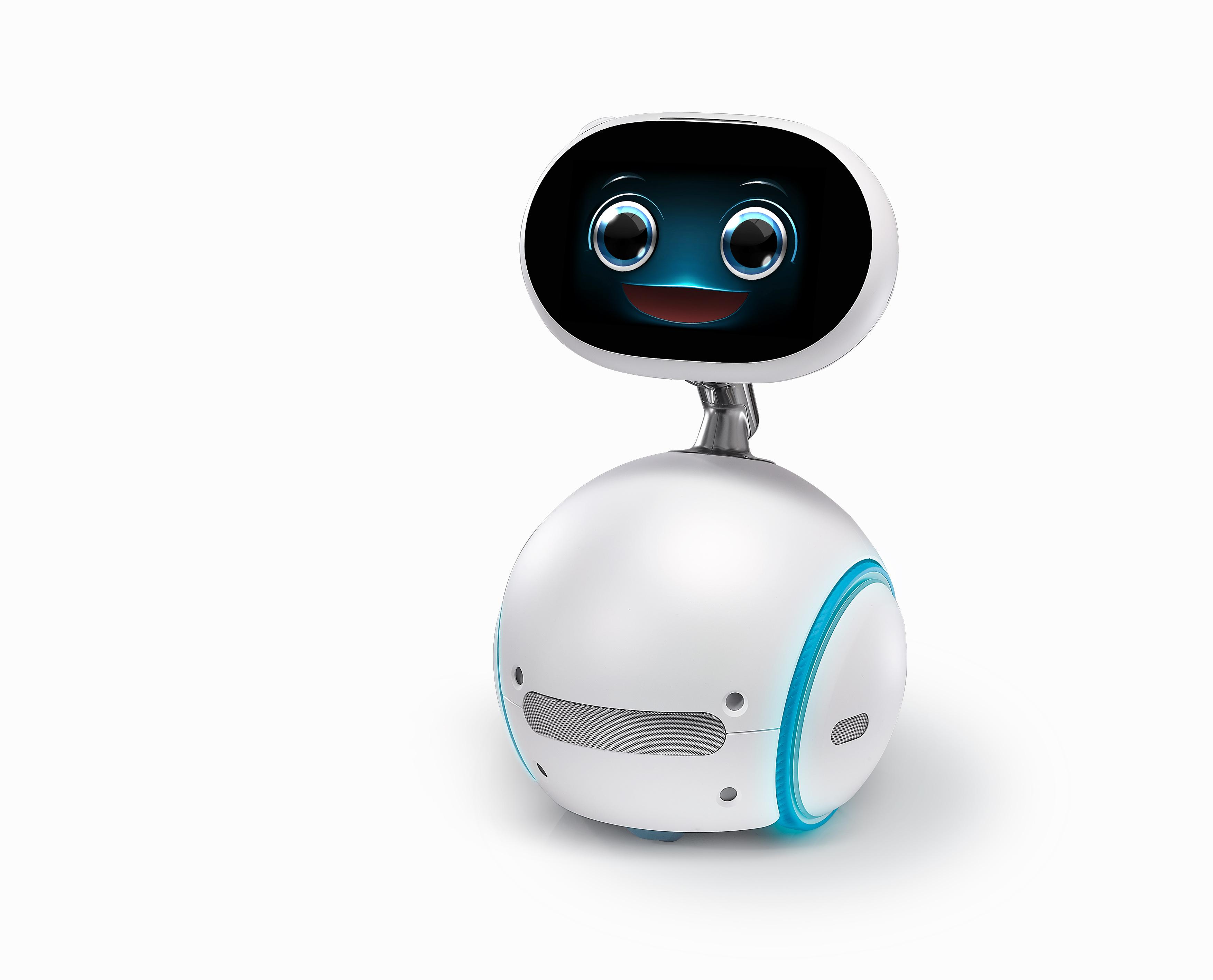 Zenbo Le Robot Domestique D Asus N Est Pas Mort Tech Numerama