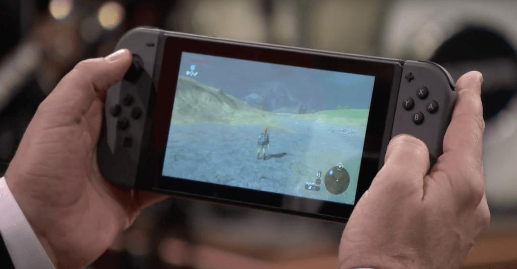 Nintendo Switch Jimmy Fallon