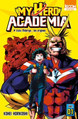 My Hero Academia © 2014 by Kohei Horikoshi / SHUEISHA Inc.