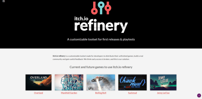 the-itch-io-refinery-distribute-in-development-games-your-way-itch-io