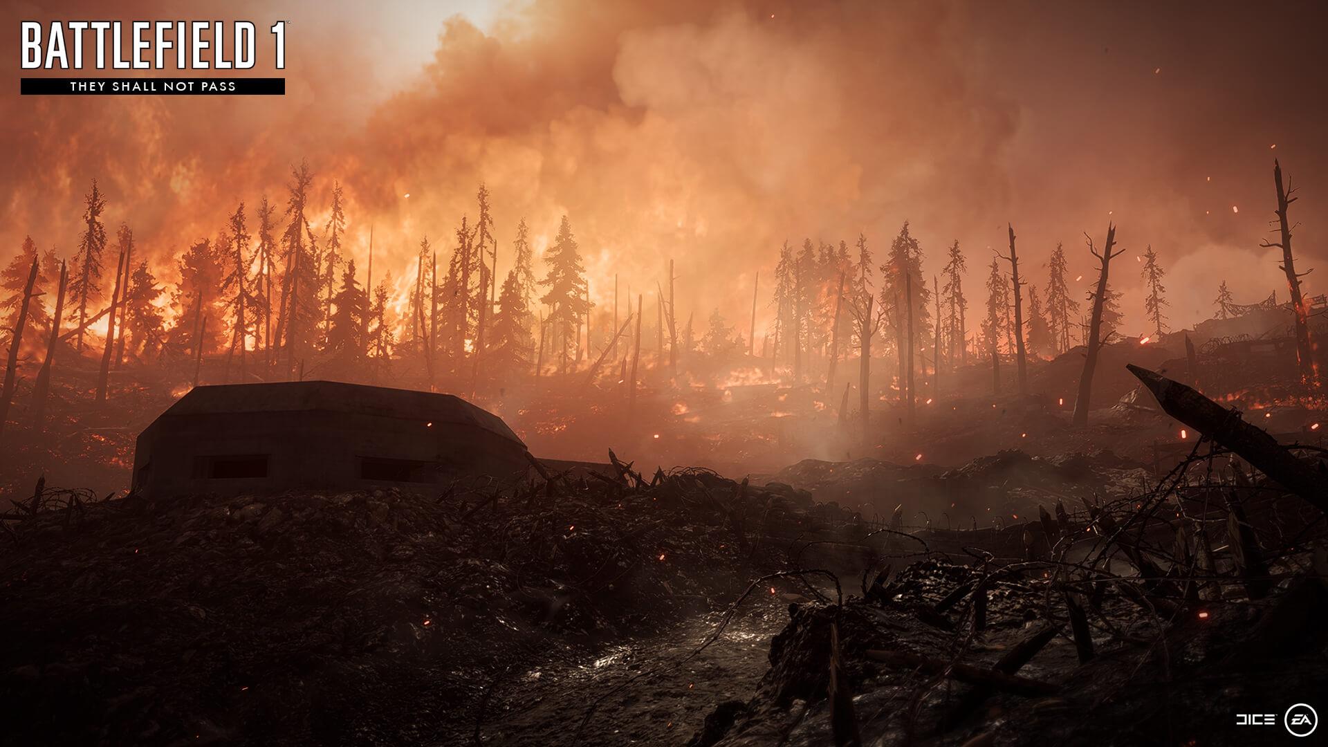 Battlefield 1 : le contenu du DLC They Shall Not Pass se dévoile