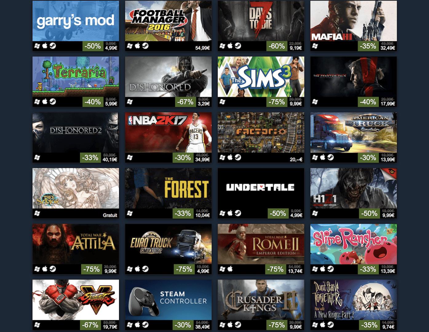 top 100 jeux pc