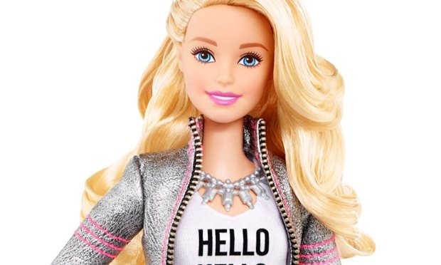 Hello Barbie, la poupée intelligente