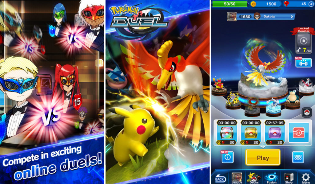 [Tutoriel] Installer Pokémon Duel sur Android Pokemon-duel-1024x601