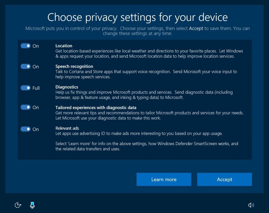 Windows 10 : les mesures de Microsoft pour mieux gérer votre vie privée