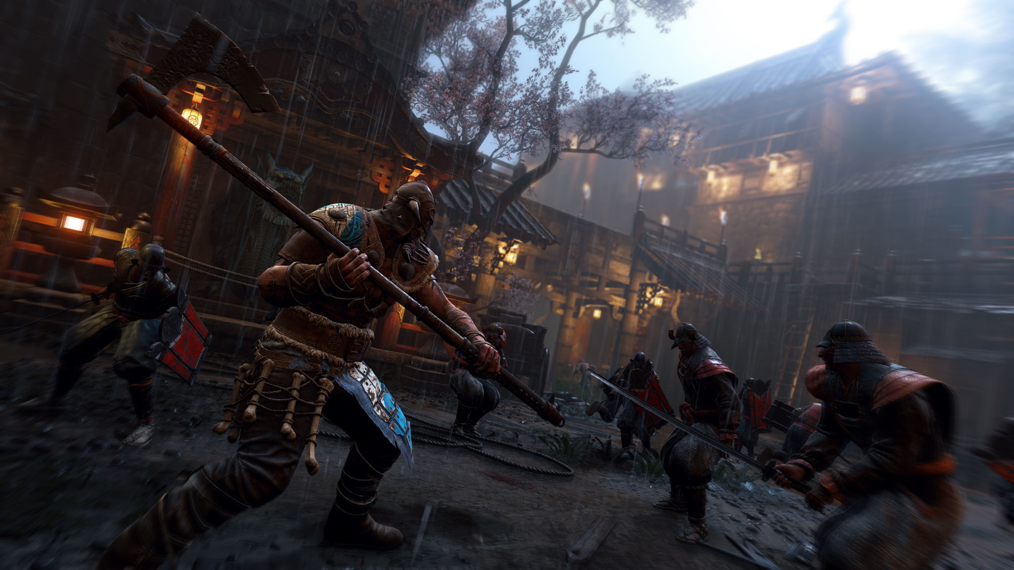 6 millions de participants à la bêta ouverte — For Honor