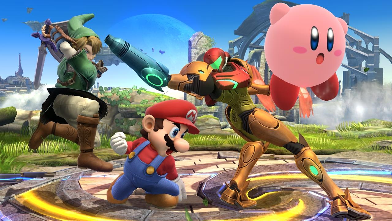 Reggie Fils-Aimé parle de Super Smash Bros — Nintendo Switch