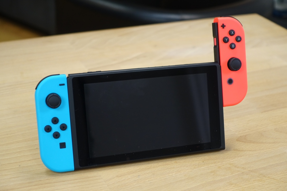 Switch: mise à jour 3.0.1 disponible dès à présent