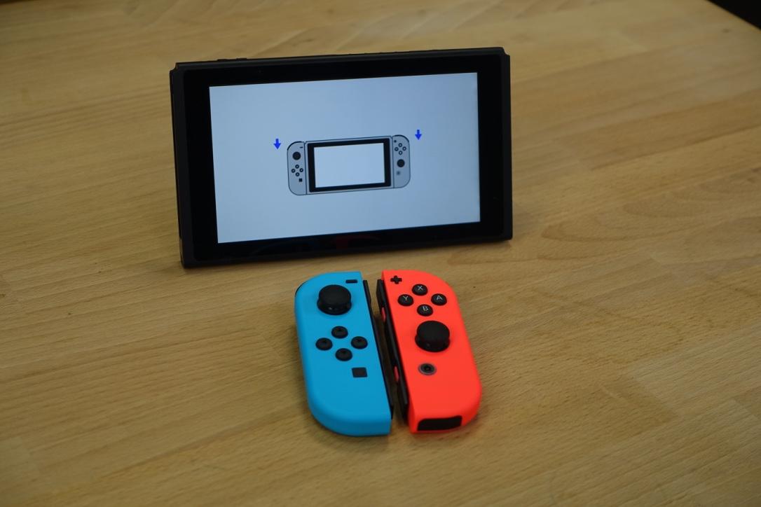 Une mise à jour 3.0.0 pour la Switch